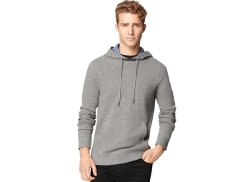 Calvin Klein Jeans - Waffle-Knit Hoodie