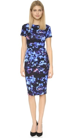 McQ - Alexander McQueen  - Long Body Con Dress