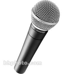 Shure  - Cardioid Handheld Dynamic Microphone