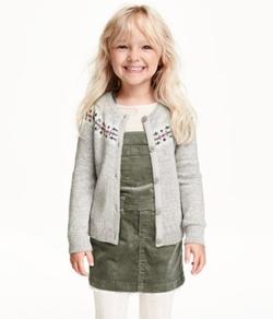 H&M - Fine Knit Cardigan
