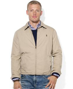 Polo Ralph Lauren - Landon Windbreaker Jacket