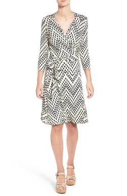 Loveapella - Belted Wrap Dress