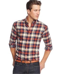 John Ashford - Mansfield Plaid Flannel Shirt