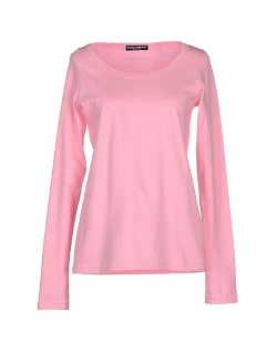 Dolce & Gabbana - Jersey Long Sleeve T-Shirt