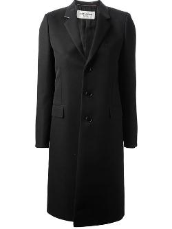 Saint Laurent  - Classic Long Overcoat