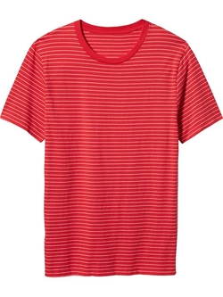 Old Navy - Micro Stripe Tee  Shirt