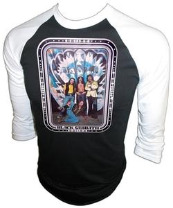American Ringer - Vintage Ozzy Osbourne Black Sabbath Shirt