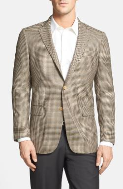 Hart Schaffner Marx  - New York Classic Fit Check Sportcoat