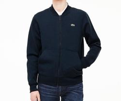 Lacoste - Double Face Bomber Sweatshirt