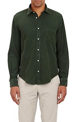 Hartford  - Corduroy Dress Shirt