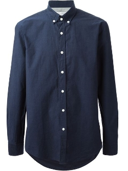 Mr Start - Button Down Collar Shirt