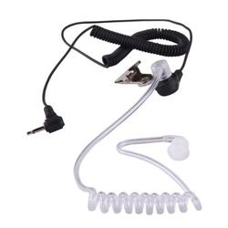 Memteq - Listen Only Acoustic Clear Tube Earpiece