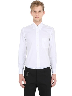 Brooks Brothers - Button Down Cotton Pinpoint Shirt