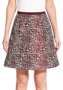 Weekend Max Mara  - Canga-Print Skirt