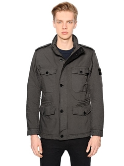 Stone Island - Padded Coated Field Jacket