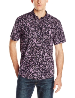 Quiksilver - Ghetto Boogy Short Sleeve Shirt