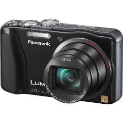 Panasonic  - Lumix ZS20 14.1 MP High Sensitivity MOS Digital Camera