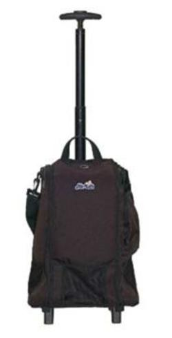 Just Nebulizers - Handi-Air Tote Wheeled Oxygen Carrier