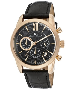 Lucien Piccard  - Mulhacen Chronograph Genuine Leather Watch