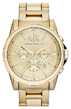 AX Armani Exchange - Chronograph Bracelet Watch