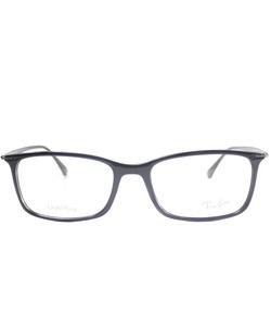 Ray Ban  - Rectangle Plastic Eyeglasses