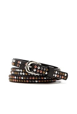 Forever 21 - Studded Faux Leather Belt