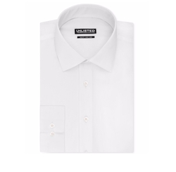 Unlisted By Kenneth Cole  - Solid Slim-Fit Dress Shirt