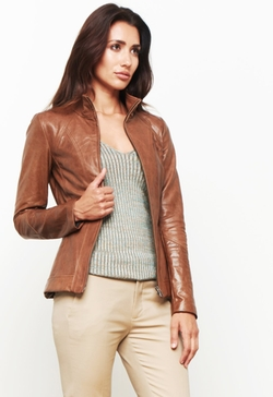 Danier - Pencer Leather Bomber Jacket