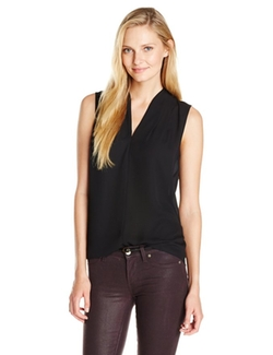 T Tahari - Edie Sleeveless Blouse