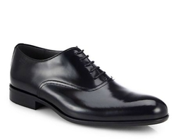 Boss Hugo Boss - Bronx Shiny Leather Oxfords
