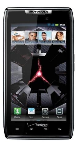 Motorola - RAZR 4G LTE Android Phone