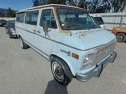 Chevrolet  - 1978 Sportvan Mini-Van