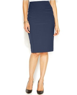 Alfani - Classic Pencil Skirt