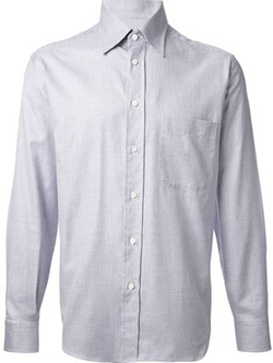Brioni  - Checked Shirt