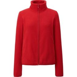 Uniqlo - Women Fleece Long-sleeve Full-Zip Jacket