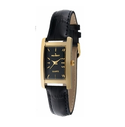 Peugeot - Leather Band Dress Watch