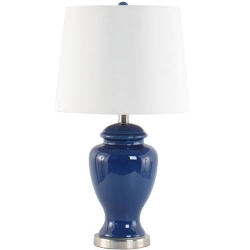 JC Penney Home - Ceramic Ginger Jar Table Lamp