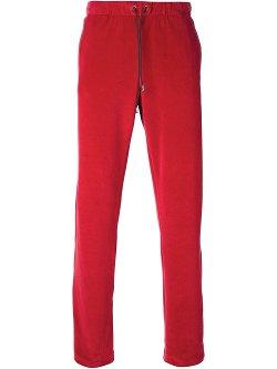 Versace  - Velvet Track Pants