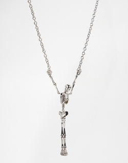 Vivienne Westwood - Skeleton Necklace
