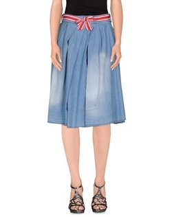 Giorgia  & Johns - Denim Skirt