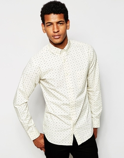 Selected Homme - Polka Dot Shirt
