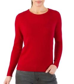 Wool Overs - Cashmere & Merino Crew Neck Sweater