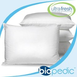 Ultra Fresh - Anti-Bacterial Bed Pillows