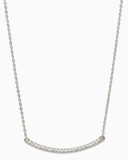 Charming Charlie - Kyla Bar Pendant Necklace