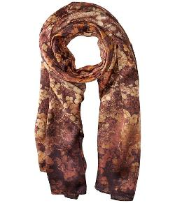 Echo Design  - Weathered Floral Scarf
