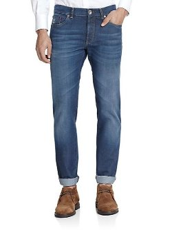 Brunello Cucinelli - Lightweight Denim Jeans
