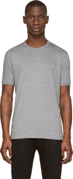 Dolce & Gabbana  - Classic Crewneck T-Shirt