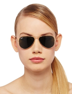 Ray-Ban - Aviator Small Sunglasses