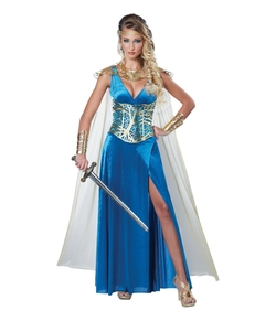 California Costumes - Alluring Warrior Queen Costume
