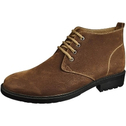 Sedagatti - Brown Ankle Cut Chukka Fashion Boots